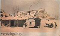 Постоялый двор близ Ташкента.1867