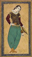 Портрет португальца (Р. Аббаси)