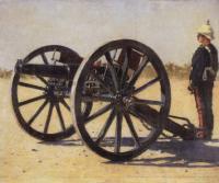 Пушка. 1882-1883