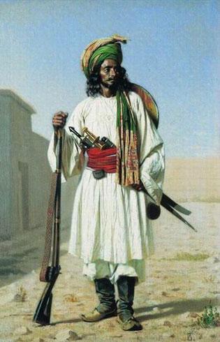Афганец (Верещагин В.В.)
