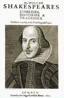 Первое издание Уильяма Шекспира