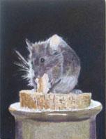 Мышка с сыром (Елена Болдина)