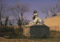 Развалины в Чугучаке. 1869-1870