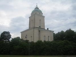 Церковь в Суоменлинне