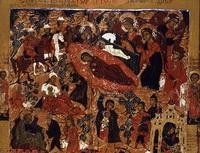 Рождество Христово (Северные письма, XVII в.)