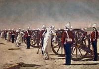 «Подавление индийского восстания англичанами». 1884