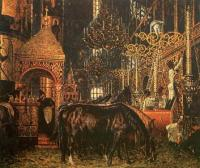 В Успенском co6opе. 1887—1895