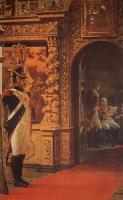 Маршал Даву в Чудовом монастыре. 1887—1895