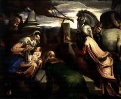 Поклонение волхвов (1560-е годы)