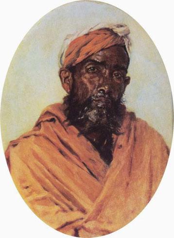 Мусульманин-слуга (Верещагин В.В.)