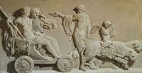 Гризайль римского барельефа