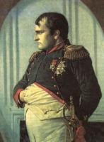 Наполеон в Петровском дворце. В ожидании мира. 1895