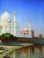 Мавзолей Тадж-Махал. 1874-1876