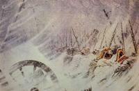 Ночной привал Великой армии. 1896 - 1897