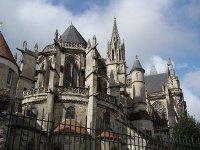 Кафедральный собор Нотр-Дам де Санлис