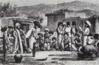 Лезгинка. 1864-1867