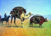 Киргизы. Кочевники.