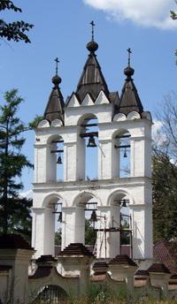 Звонница Преображенского собора