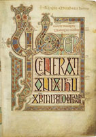 Евангелие из Линдисфарна