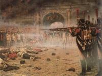 В покоренной Москве («Поджигатели» или «Расстрел в Кремле»). 1897—1898
