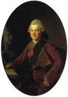 А.С. Строганов (А. Рослен, 1772 г.)