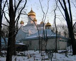 Успенский собор в Ставрополе