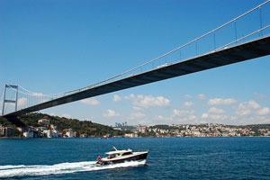 Мост Султана Мехмеда Фатиха