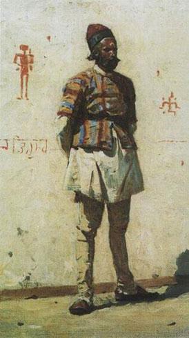 Индиец (Верещагин В.В.)