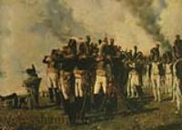 Наполеон I на Бородинских высотах. 1899-1900