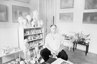 В.Г. Вейсберг (член Союза Художников с 1961 г.)