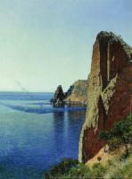 Мыс Фиолент вблизи Севастополя. 1897