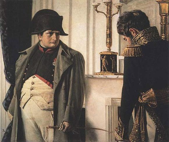 Мир во что бы то ни стало! Наполеон и маршал Лористон