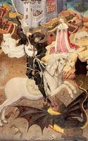 Святой Георгий убивает дракона