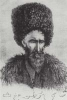 Лезгин Хаджи Муртуз-ага из Дагестана.1864