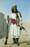 Афганец. 1867-1868