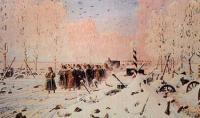 На большой дороге — отступление, бегство... 1887 - 1895