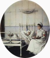 Письмо на родину (Письмо к матери). 1901