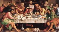 Тайная вечеря (около 1550 года)